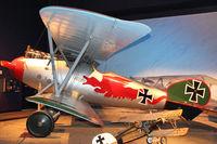N36DV @ BFI - Museum of Flight Seattle