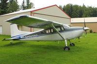 N180TC @ 3W5 - 1974 Cessna 180J, c/n: 18052455