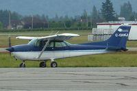 C-GHKJ @ CYXX - 1974 Cessna 172M, c/n: 17263845 - by Terry Fletcher