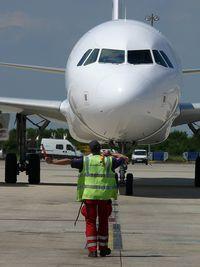 F-GYAJ @ LFPG - Air Med' at T3 - by Jean Goubet-FRENCHSKY