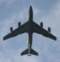 59-1450 - KC-135R inbound to MacDill over Passe A Grille Beach St Petersburg FL - by Florida Metal