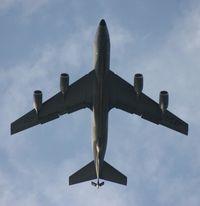 59-1450 - KC-135R inbound to MacDill over Passe A Grille Beach St Petersburg FL