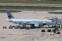 C-FKCK @ TPA - Air Canada A320