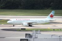 C-FTJO @ TPA - Air Canada A320