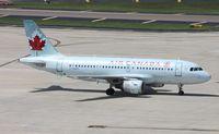 C-GAPY @ TPA - Air Canada A319