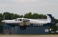 C-FVRP @ KOSH - Mooney M20R - by Mark Pasqualino