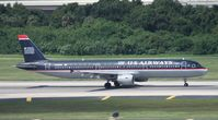 N162UW @ KTPA - US Airways A321