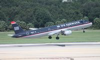 N189UW @ TPA - US Airways A321