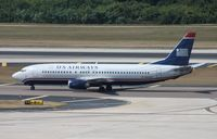 N438US @ TPA - US Airways 737