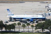 N486UA @ TPA - United A320