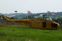 XP346 @ EGBL - at the defunct Jet Aviation Preservation Group, Long Marston - by Chris Hall