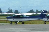 C-GIXQ @ CYXX - 1976 Cessna 172M, c/n: 17267286 - by Terry Fletcher