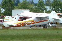 C-GOOW @ CYNJ - 1952 Cessna 170B, c/n: 20420