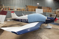 G-BAFP @ EGBS - at Shobdon Airfield, Herefordshire - by Chris Hall