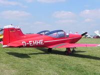 D-EHHE @ EBDT - Oldtimer Fly In , Schaffen Diest , Belgium , Aug 2012 - by Henk Geerlings