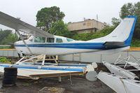 N206SP @ S60 - 1965 Cessna P206, c/n: P206-0111