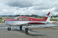 C-FKKF @ CYNJ - 1974 Piper PA-28-140, c/n: 28-7425253 - by Terry Fletcher