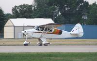 N2144A @ KOSH - Piper PA-22-135