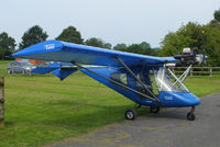 G-UDGE @ EGBS - at Shobdon Airfield, Herefordshire - by Chris Hall