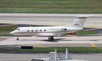N718JA @ TPA - Gulfstream II