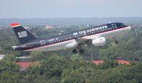 N738US @ TPA - US Airways A319