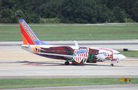 N918WN @ TPA - Illinois One 737