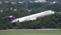 N978DL @ TPA - Delta MD-88