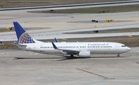 N87507 @ TPA - Continental 737
