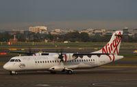 VH-FVL @ YSSY - Virgin Australia ATR 72 - by Thomas Ranner