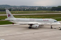 A7-ADC @ LSZH - Qatar Airways A7-ADC being pushed back for departure - by Thomas M. Spitzner
