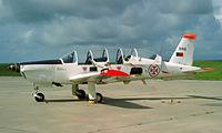 11416 @ LPBJ - Socata TB-30 Epsilon [173] (Portuguese Air Force) Beja~CS 05/05/2000 - by Ray Barber