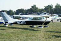 N2301X @ I74 - 1965 Cessna 182H