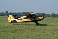 N2305P @ I74 - 1955 Piper PA-22-150
