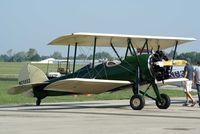 N5852 @ I74 - 1928 Waco GXE
