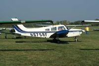 N6758F @ I74 - Piper PA-28-151