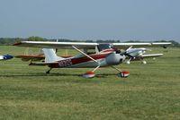 N8312G @ I74 - 1965 Cessna 150F