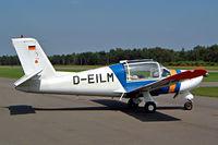 D-EILM @ EBZW - Socata MS.887 Rallye 125 [2178] Zwartberg~OO 16/08/2002 - by Ray Barber