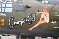 N345BG @ YIP - Georgie's Gal