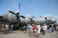 N529B @ YIP - B-29 Fifi - by Florida Metal