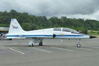 N920NA @ BFI - 1969 Northrop T-38A, c/n: 66-8386 at BFI