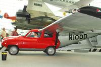 N100D @ BFI - Taylor Aerocar III, c/n: 1 at Museum of Flight Seattle