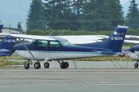 C-GUKI @ CYXX - 1975 Cessna 172M, c/n: 17263600