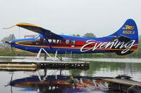 N50KA @ S60 - 1956 Dehavilland DHC-3, c/n: 221