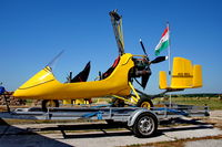 A22-MES - Balatonfokajár Airfield - Hang gliders meeting 2010 - by Attila Groszvald-Groszi