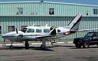 C-GXKS @ CYKZ - Piper PA-31-325 Navajo C/R [31-7512038] (Terraquest) Toronto-Buttonville~C 22/06/2005. - by Ray Barber