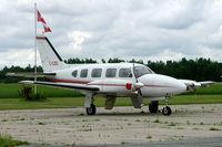 C-GZIS @ CYRP - Piper PA-31-300 Navajo [31-316] Ottawa-Carp~C 19/06/2005 - by Ray Barber