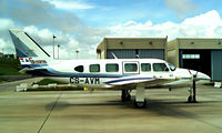 CS-AVM @ LPCS - Piper PA-31-350 Navajo Chieftain [31-7752159] (Air Centro) Cascais~CS 06/05/2000 - by Ray Barber