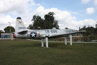 52-9696 - T-33A west of Arcadia FL - by Florida Metal