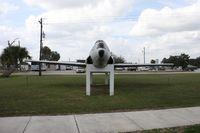52-9696 - T-33 west of Arcadia FL - by Florida Metal