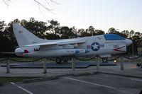 152647 - Corsair II in parking lot in High Springs FL